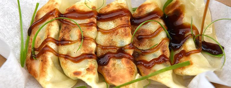 Gyoza- The Japanese Dumpling