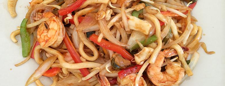 Noodles- Soba vs Udon