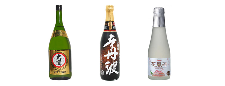 New Summer drinks- Sparkling Sake to Ice Cold Beer