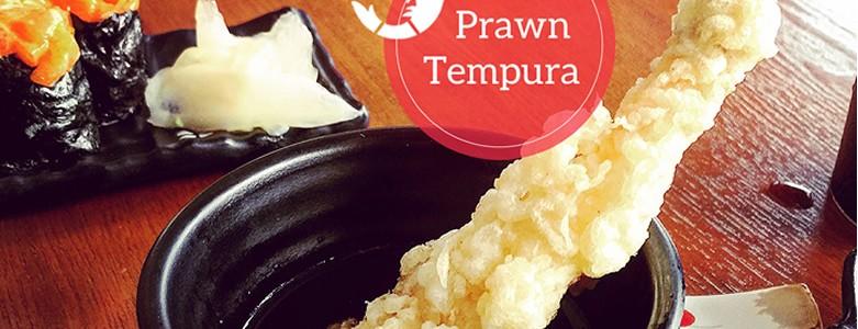 Japanese Tempura - Deep Fried Prawn & Vegetables