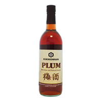 Sake - Kikkoman Plum Wine (750ml)