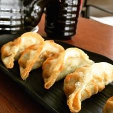 4. Chicken Gyoza