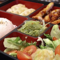 89. Chicken Katsu Bento