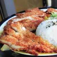 90. Chicken Katsu Curry