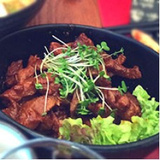106. Spicy Grilled Lamb