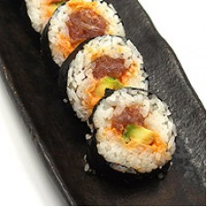 53. Spicy Tuna Roll Futomaki