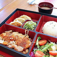 83. Chicken Teriyaki Bento