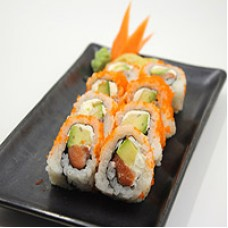 49. Creamy Salmon Roll Uramaki