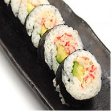 51. California Roll Futomaki