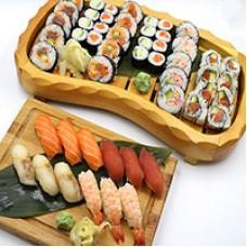 76. Sushi Set 3 (51pcs)