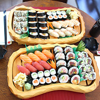 77. Sushi Set 4 (68pcs)
