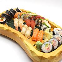 80. Sushi Deluxe Set (26pcs)