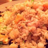 115. Seafood Fried Rice