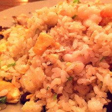115. Seafood Fried Rice