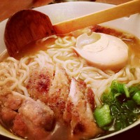 102. Chicken Noodle with Soup