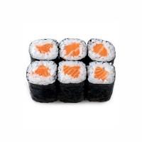38. Salmon Hosomaki