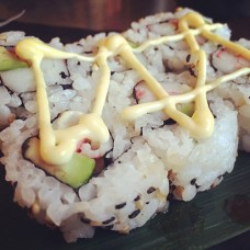 48. California Roll Uramaki