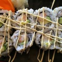 50. Crunchy Tempura Roll Uramaki