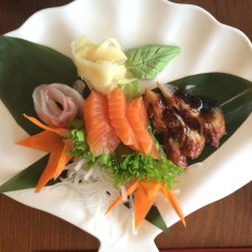 36. Sashimi Selection