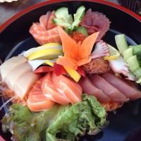 37.Sashimi Deluxe Selection