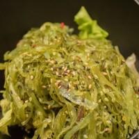 7. Seaweed Salad