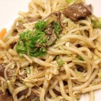 118. Beef Stir Fry Noodle