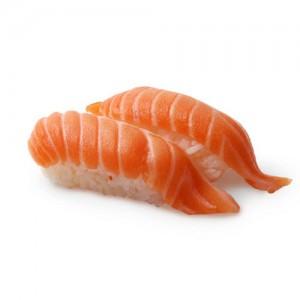 17. Salmon Sushi
