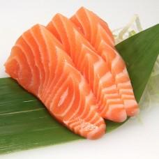 29. Salmon Sashimi